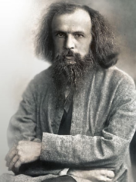 Mendeleev, no Bond